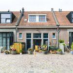 Door co-creatie ontstaat er een buurtje, aanzicht gevel loft woning architect