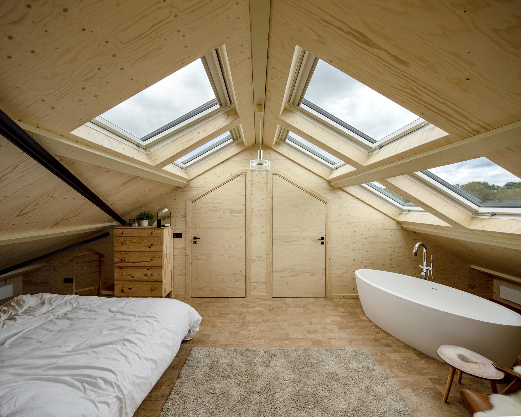 architect loft herbestemming verbouw